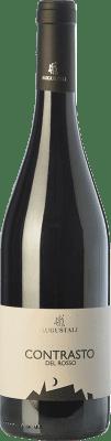 15,95 € Free Shipping   Red wine Augustali Contrasto del Rosso I.G.T. Terre Siciliane Sicily Italy Nero d'Avola Bottle 75 cl