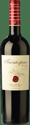19,95 € Free Shipping | Red wine Avelino Vegas Fuentespina Selección Crianza D.O. Ribera del Duero Castilla y León Spain Tempranillo Bottle 75 cl