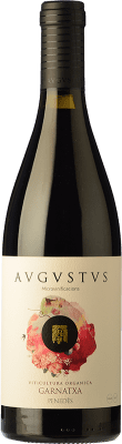 14,95 € Free Shipping | Red wine Augustus Microvinificacions Joven D.O. Penedès Catalonia Spain Grenache Bottle 75 cl