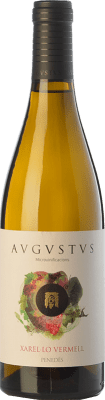 12,95 € Free Shipping | White wine Augustus Microvinificacions D.O. Penedès Catalonia Spain Xarel·lo Vermell Bottle 75 cl