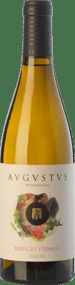 9,95 € Free Shipping | White wine Augustus Microvinificacions D.O. Penedès Catalonia Spain Xarel·lo Vermell Bottle 75 cl