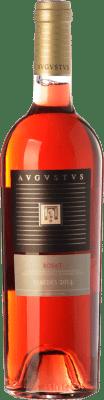 8,95 € Free Shipping | Rosé wine Augustus Rosé D.O. Penedès Catalonia Spain Cabernet Sauvignon Bottle 75 cl
