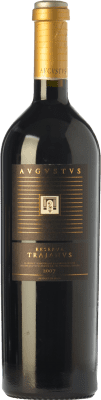 23,95 € Free Shipping   Red wine Augustus Trajanus Crianza 2010 D.O. Penedès Catalonia Spain Merlot, Cabernet Sauvignon, Cabernet Franc Bottle 75 cl
