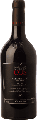 16,95 € Free Shipping | Red wine Cos Nero di Lupo Joven I.G.T. Terre Siciliane Sicily Italy Nero d'Avola Bottle 75 cl