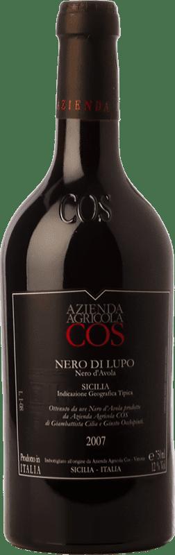14,95 € Free Shipping   Red wine Cos Nero di Lupo Joven I.G.T. Terre Siciliane Sicily Italy Nero d'Avola Bottle 75 cl
