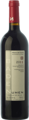 8,95 € Free Shipping | Red wine Baden Numen B Roble D.O. Ribera del Duero Castilla y León Spain Tempranillo Bottle 75 cl
