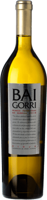 15,95 € Free Shipping | White wine Baigorri Fermentado en Barrica Crianza D.O.Ca. Rioja The Rioja Spain Viura Bottle 75 cl