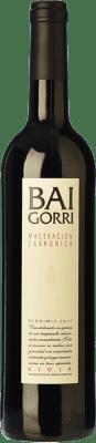 7,95 € Kostenloser Versand | Rotwein Baigorri Maceración Carbónica Joven D.O.Ca. Rioja La Rioja Spanien Tempranillo Flasche 75 cl