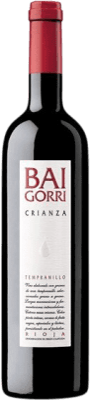 13,95 € Free Shipping | Red wine Baigorri Crianza D.O.Ca. Rioja The Rioja Spain Tempranillo Bottle 75 cl