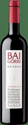 13,95 € Envoi gratuit | Vin rouge Baigorri Crianza D.O.Ca. Rioja La Rioja Espagne Tempranillo Bouteille 75 cl