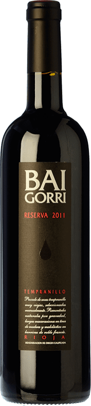 46,95 € Envío gratis   Vino tinto Baigorri Reserva D.O.Ca. Rioja La Rioja España Tempranillo Botella Mágnum 1,5 L