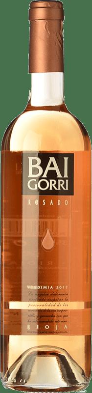 8,95 € Envío gratis   Vino rosado Baigorri D.O.Ca. Rioja La Rioja España Tempranillo, Garnacha Botella 75 cl