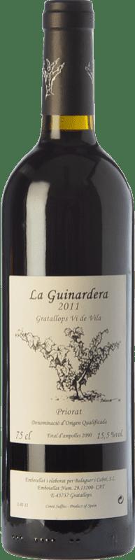 19,95 € Envoi gratuit | Vin rouge Balaguer i Cabré La Guinardera Vi de Vila de Gratallops Crianza D.O.Ca. Priorat Catalogne Espagne Grenache Bouteille 75 cl