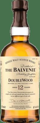 58,95 € Envoi gratuit | Whisky Single Malt Balvenie Doublewood 12 Speyside Royaume-Uni Bouteille 70 cl
