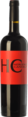 17,95 € Free Shipping | Red wine Barahonda Heredad Candela Joven D.O. Yecla Region of Murcia Spain Monastrell Bottle 75 cl