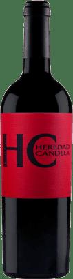 Vin rouge Barahonda Heredad Candela Joven D.O. Yecla Région de Murcie Espagne Monastrell Bouteille 75 cl