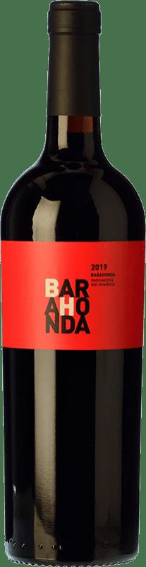 6,95 € Free Shipping | Red wine Barahonda Joven D.O. Yecla Region of Murcia Spain Monastrell Bottle 75 cl