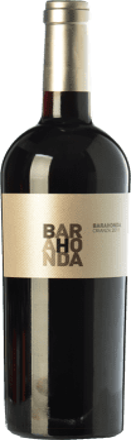 9,95 € Free Shipping | Red wine Barahonda Crianza D.O. Yecla Region of Murcia Spain Syrah, Monastrell, Petit Verdot Bottle 75 cl