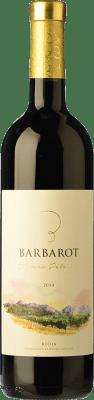 25,95 € Free Shipping   Red wine Montenegro Barbarot Crianza D.O.Ca. Rioja The Rioja Spain Tempranillo, Merlot Bottle 75 cl