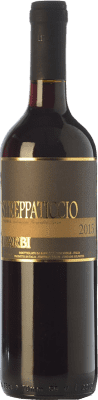 7,95 € Free Shipping | Red wine Barbi Streppaticcio I.G.T. Umbria Umbria Italy Sangiovese, Montepulciano Bottle 75 cl