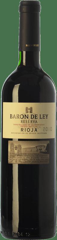 9,95 € Free Shipping | Red wine Barón de Ley Reserva D.O.Ca. Rioja The Rioja Spain Tempranillo Bottle 75 cl