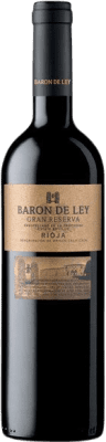 18,95 € Free Shipping | Red wine Barón de Ley Gran Reserva D.O.Ca. Rioja The Rioja Spain Tempranillo Bottle 75 cl