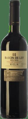 96,95 € Envoi gratuit | Vin rouge Barón de Ley Reserva D.O.Ca. Rioja La Rioja Espagne Tempranillo Bouteille Spéciale 5 L