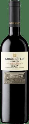 28,95 € Envoi gratuit | Vin rouge Barón de Ley Reserva D.O.Ca. Rioja La Rioja Espagne Tempranillo Bouteille Magnum 1,5 L
