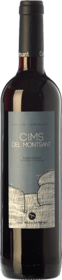 12,95 € Free Shipping | Red wine Baronia Cims del Montsant Joven D.O. Montsant Catalonia Spain Grenache, Samsó Bottle 75 cl