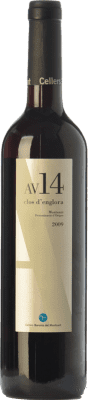 32,95 € Free Shipping | Red wine Baronia Clos d'Englora AV 14 Crianza D.O. Montsant Catalonia Spain Merlot, Syrah, Grenache, Cabernet Sauvignon, Carignan, Cabernet Franc Bottle 75 cl