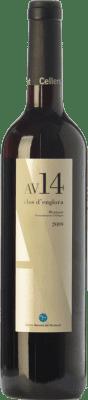 32,95 € Envoi gratuit | Vin rouge Baronia Clos d'Englora AV 14 Crianza 2011 D.O. Montsant Catalogne Espagne Merlot, Syrah, Grenache, Cabernet Sauvignon, Carignan, Cabernet Franc Bouteille 75 cl