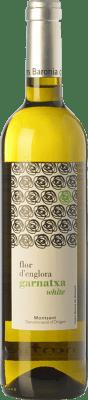 6,95 € Envío gratis | Vino blanco Baronia Flor d'Englora Blanc D.O. Montsant Cataluña España Garnacha Blanca, Macabeo Botella 75 cl