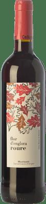 9,95 € Kostenloser Versand | Rotwein Baronia Flor d'Englora Roure Joven D.O. Montsant Katalonien Spanien Grenache, Carignan, Grenache Haarig Flasche 75 cl