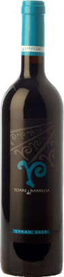 8,95 € Free Shipping | Red wine Barreda Torre de Barreda Joven I.G.P. Vino de la Tierra de Castilla Castilla la Mancha Spain Syrah Bottle 75 cl