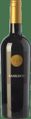 26,95 € Envío gratis | Vino tinto Basilisco D.O.C. Aglianico del Vulture Basilicata Italia Aglianico Botella 75 cl