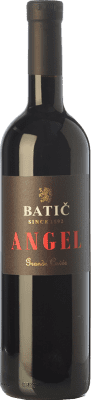48,95 € Free Shipping | Red wine Batič Angel Grand Cuvée Crianza 2009 I.G. Valle de Vipava Valley of Vipava Slovenia Merlot, Cabernet Sauvignon, Cabernet Franc Bottle 75 cl