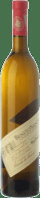 12,95 € Kostenloser Versand | Weißwein Benito Santos Viñedo de Bemil D.O. Rías Baixas Galizien Spanien Albariño Flasche 75 cl