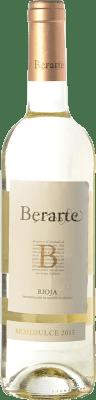 6,95 € Kostenloser Versand | Weißwein Berarte Halb Trocken D.O.Ca. Rioja La Rioja Spanien Viura Flasche 75 cl