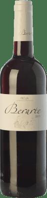 6,95 € Kostenloser Versand | Rotwein Berarte Joven D.O.Ca. Rioja La Rioja Spanien Tempranillo Flasche 75 cl