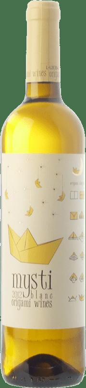 9,95 € Envoi gratuit   Vin blanc Berdié Mysti Blanc D.O. Penedès Catalogne Espagne Xarel·lo, Muscat Petit Grain Bouteille 75 cl