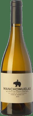 19,95 € Kostenloser Versand   Weißwein Bernabeleva Manchomuelas Crianza D.O. Vinos de Madrid Gemeinschaft von Madrid Spanien Viura, Albillo, Malvar Flasche 75 cl