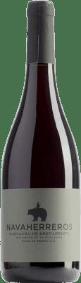14,95 € Envío gratis | Vino tinto Bernabeleva Navaherreros de Bernabeleva Joven D.O. Vinos de Madrid Comunidad de Madrid España Garnacha Botella 75 cl