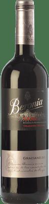 Vin rouge Beronia Joven 2011 D.O.Ca. Rioja La Rioja Espagne Graciano Bouteille 75 cl