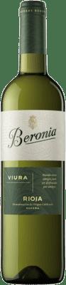 8,95 € Free Shipping | White wine Beronia D.O.Ca. Rioja The Rioja Spain Viura Bottle 75 cl