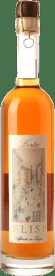 38,95 € Free Shipping | Grappa Berta Elisi Elevata Carati Tronçais Allier Piemonte Italy Half Bottle 50 cl