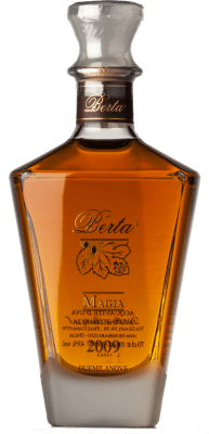 127,95 € Free Shipping   Grappa Berta Magia 2007 Italy Bottle 70 cl