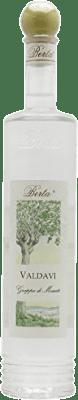 44,95 € Free Shipping   Grappa Berta Valdavi di Moscato Piemonte Italy Bottle 70 cl
