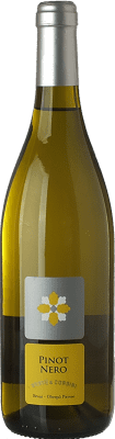 8,95 € Free Shipping | White sparkling Bertè & Cordini Pinot Nero Frizzante D.O.C. Oltrepò Pavese Lombardia Italy Pinot Black Bottle 75 cl