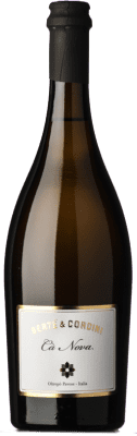 9,95 € Free Shipping | White wine Bertè & Cordini Cà Nova D.O.C. Oltrepò Pavese Lombardia Italy Pinot Black Bottle 75 cl | Thousands of wine lovers trust us to get the best price guarantee, free shipping always and hassle-free shopping and returns.