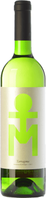 8,95 € Free Shipping | White wine BeTomish D.O. Tarragona Catalonia Spain Muscatel, Macabeo, Sauvignon White Bottle 75 cl